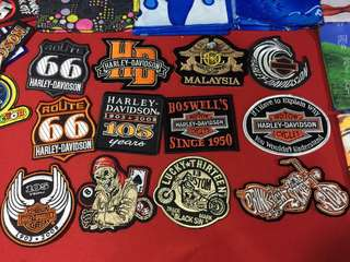 patches's
