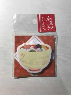 [100%NEW] 日式和菓子memo紙