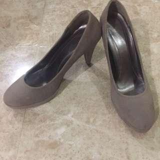 Sepatu Handmade beludru