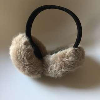 毛毛 耳罩 ear cover