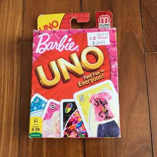 Barbie UNO