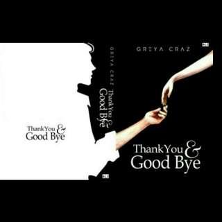 Ebook -Thank you and goodbye by: Greya Craz