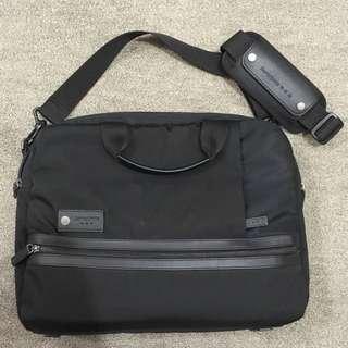 Samaonite Red Laptop Bag