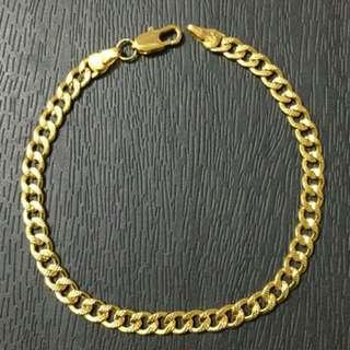 10k Saudi Bracelet