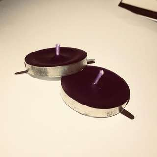 001 Scented Candle With Base