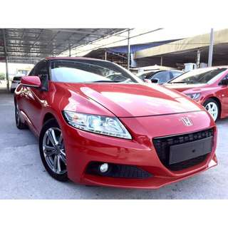 2013 Honda CR-Z 1.5 (A)S+ NEW FACELIFT FUL SERVICE