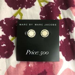 Authentic Marc Jacobs Earrings