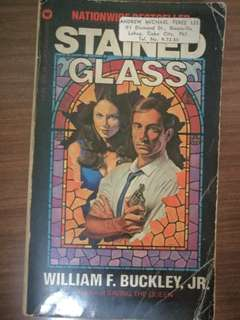 Stained Glass by W. Buckley