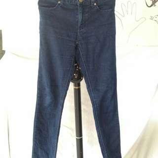 Boyftriend jeans