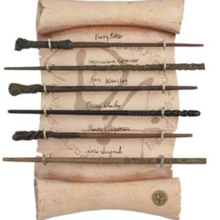 Harry Potter wand set