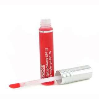 Clinique Lipgloss (Juicy apple)