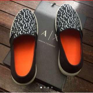 Original Armani Exchange men shoes