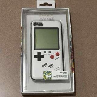 WANLE 懷舊經典gameboy 遊戲iPhone 7 手機殻