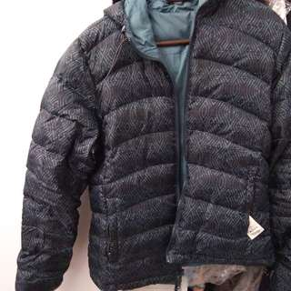 Columbia 雙面羽絨 (double sided down jacket)