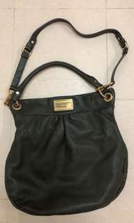 Authentic Marc Jacobs Classic Q Hilier Hobo
