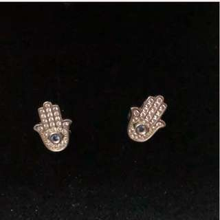 Thomas Sabo silver earrings (純銀耳環)