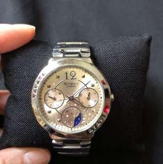 Sheen Casio ladies quartz watch