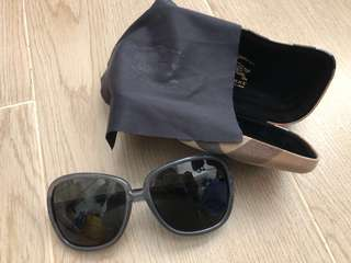 Burberry sunglasses 太陽眼鏡