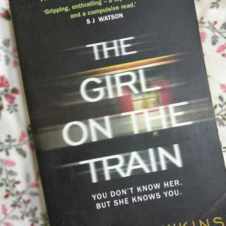 The Girl on The Train: SJ Watson