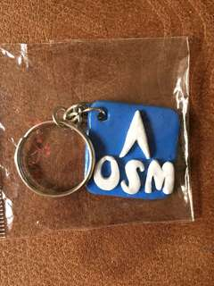 Polymer Pre-Order Keychain Personalized