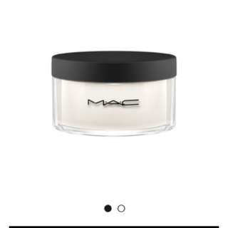MAC Professional Loose Powder in Invisble