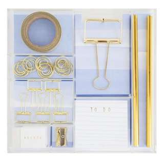 kikki.K Stationery Kit (8 piece)