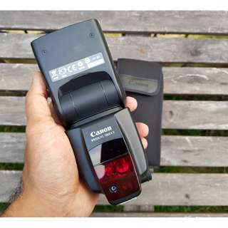 Canon 580EX II SPEEDLITE LIKE NEW!!!