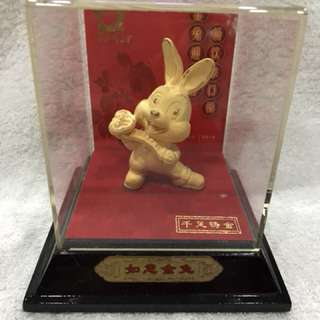 Koufu figurine collectibles year of the rabbit 2011