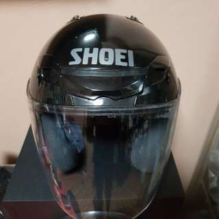 Shoei Jforce 3 Glossy Black