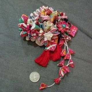 日系頭飾,和服配件,cosplay浴衣可搭配,頭飾