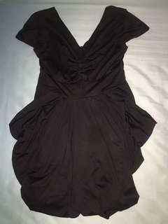 Dress black / Party dress