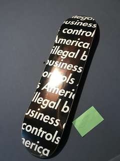 supreme illegal business controls america IBCA black