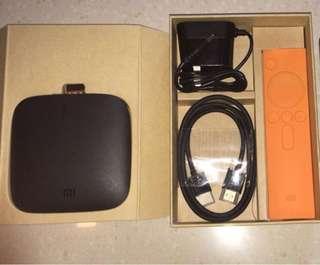 Xiaomi Box + free remote control