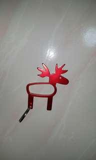 Reindeer key chain #Bajet20