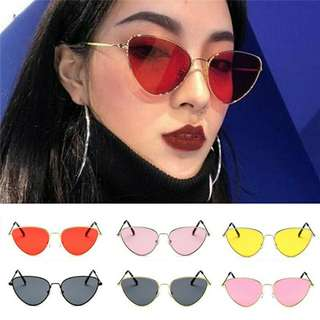 Kacamata Cateyes