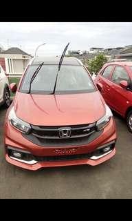 Mobilio RS CVT Orange Two Tone