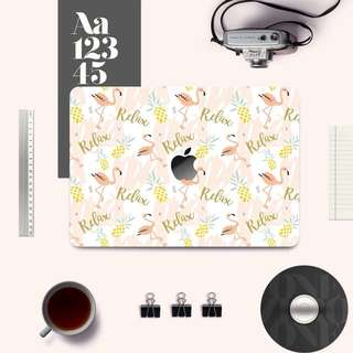 Flamingo Macbook Skin Sticker Decal