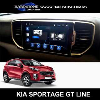 Kia Sportage GT – 9″ HD screen + DSP sound on Android 6.0