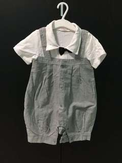Boy Romper for 9m to 1 yrs