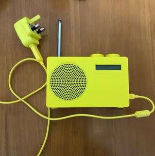 高清數碼收音機