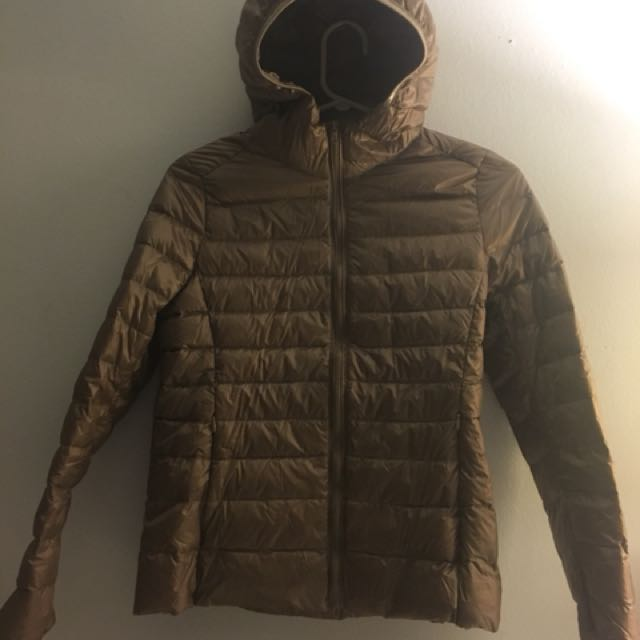 90% lightweight down jacket