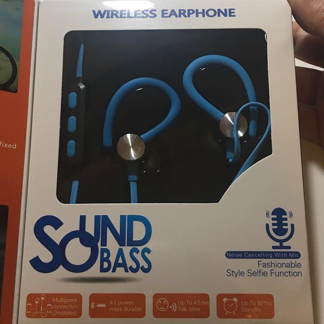 降價⬇️全新無線藍芽耳機