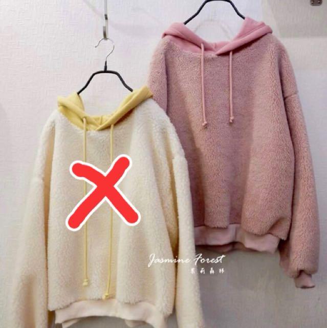 粉色上衣(全新未穿)