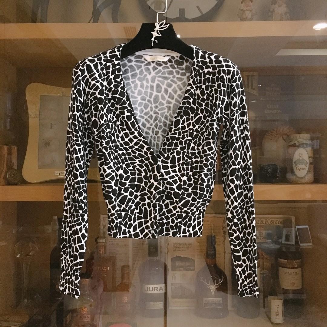 斑馬紋小外套