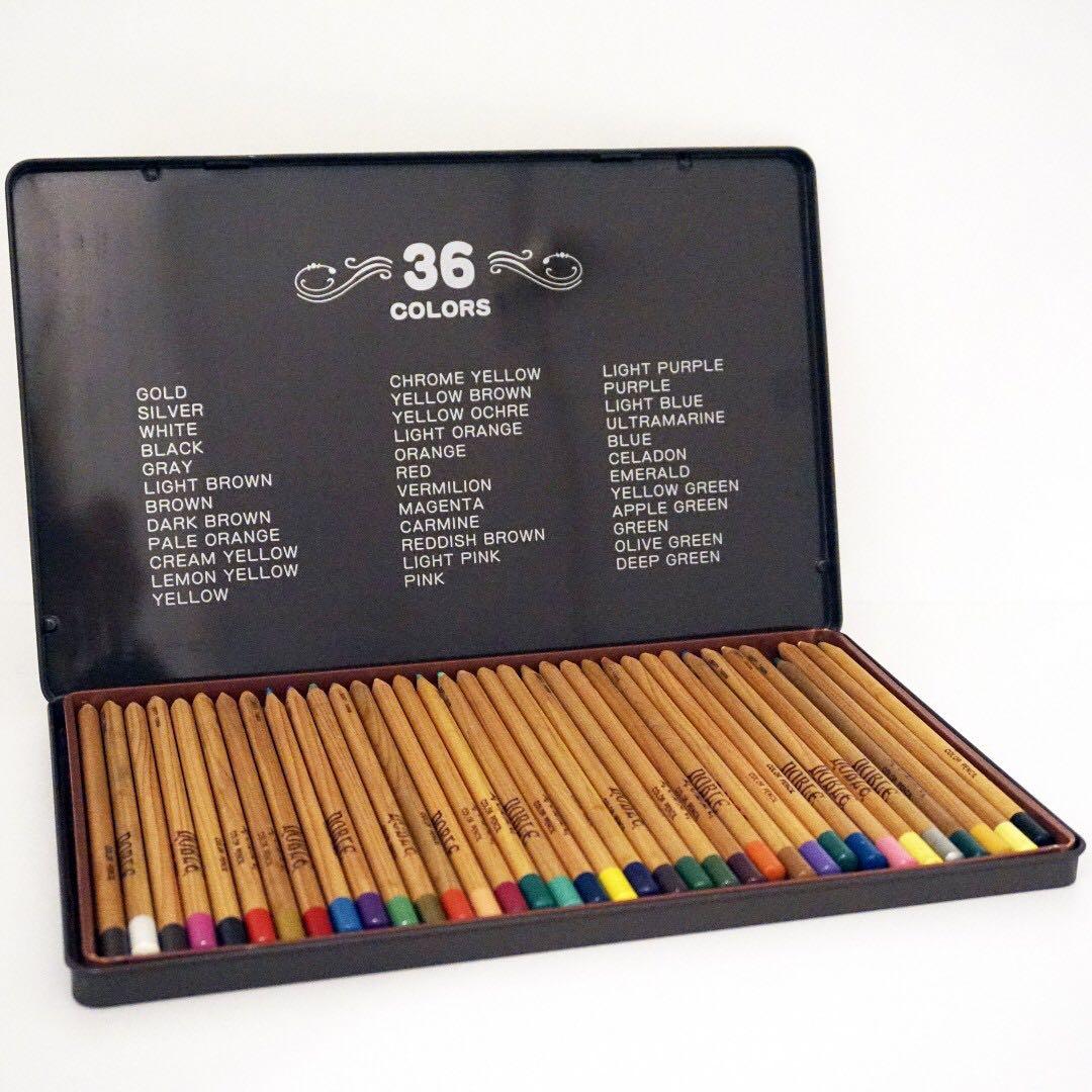 免運⭐️利百代 原木色鉛筆36色