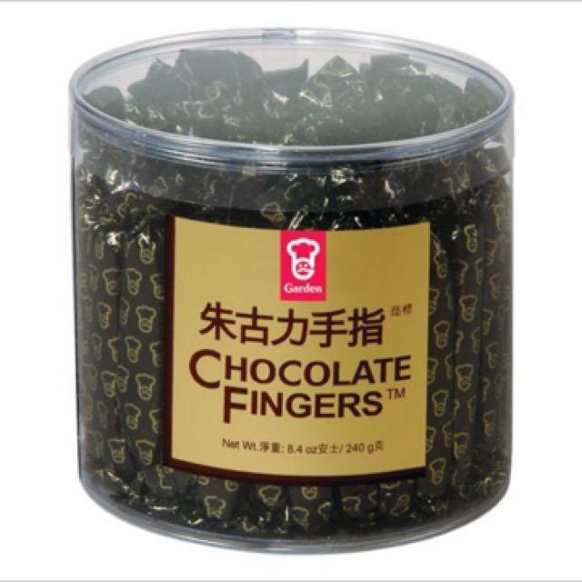 朱古力巧克力餅乾 香港帶回