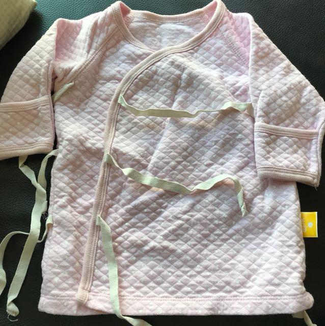 嬰幼兒 和尚衣 女寶 含運