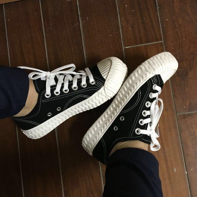 餅乾鞋 帆布鞋 FKDS