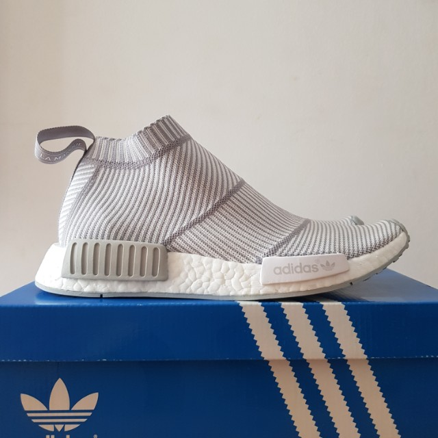 info for 9249a 5c7a9 Adidas NMD City Sock US 8