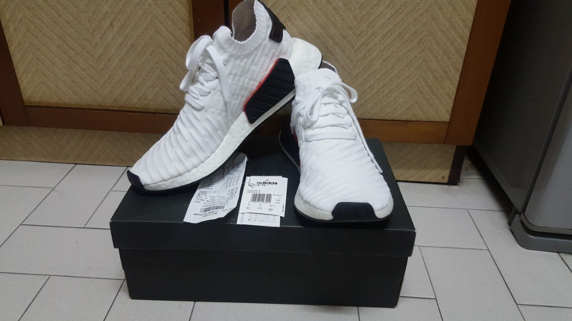 premium selection c2df7 7c325 Adidas NMD R2 PK BY3015